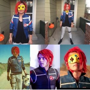Hot Topic Other My Chemical Romance Party Poison Jacket Costume